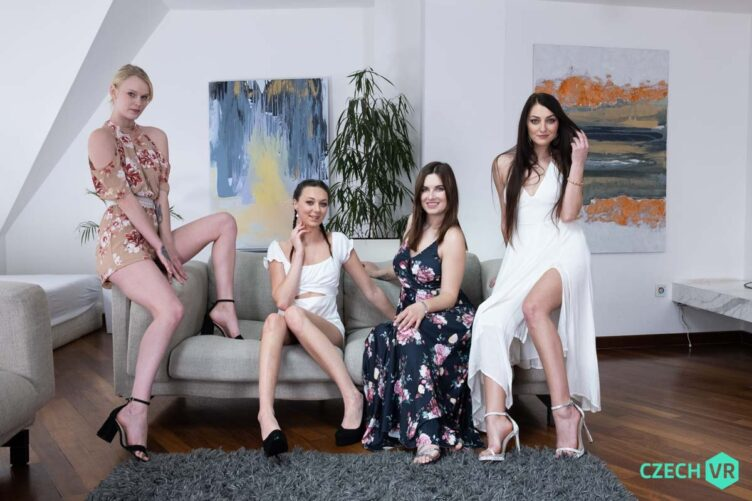 Toy Hunt – Ariela Donovan, Isabela De Laa, Jenifer Jane, Katy Rose